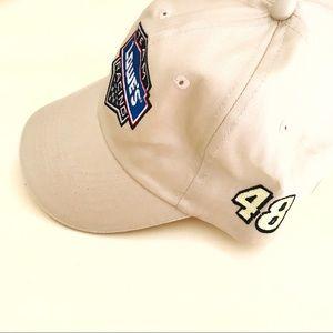 69284641e9f0e Hendrick Motor Sports Accessories - Jimmie Johnson 48 Lowes Racing Team  Uniform Hat